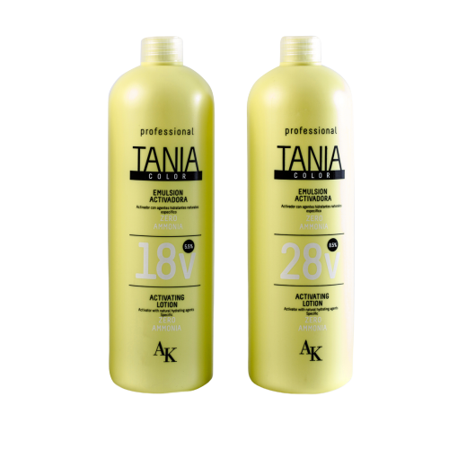 Tania Cream Activation Emulsion