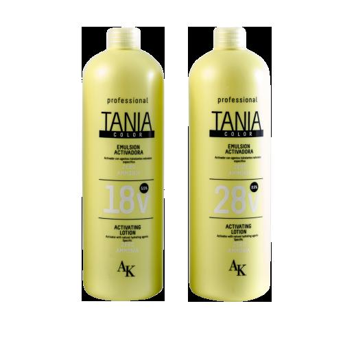 Tania Cream Activation Emulsion